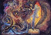 La phalène et la flamme
