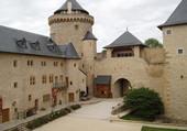 Puzzle Château  Malbrouck