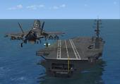 F35B USAF Porte avions