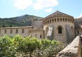 l'Abbaye de St Ghilem le désert