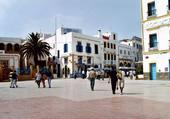Puzzle Grande place Essaouira