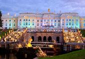 Palais Peterhof 2, Russie