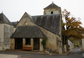 Eglise de cheillé