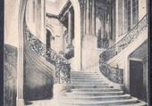 escalier hôtel de ville nancy