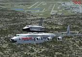 Antonov 225 transport navette spa