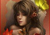 Puzzle joli portrait