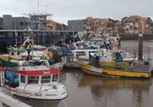 Bateaux de pêche à CAP BRETON