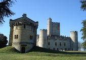 Puzzle Château de Roquetaillade