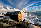 Montagne et lumière