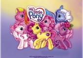 Puzzle My little pony (mon petit poney)