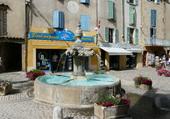 La fontaine de Valensole