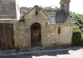 La petite Chapelle de Chateau Cha