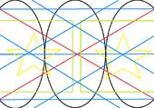 Lignes multicolores