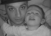 Puzzle papa et mon petit frére