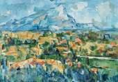 Découverte de Cézanne