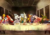 Pokemon légendaires