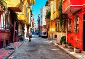 rue en couleurs