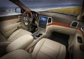 interieur jeep 2011