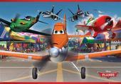 Puzzle planes