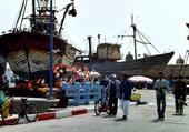 Puzzle Le port d'Amsterdam !!! Non