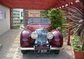 Jim BERGERAC car