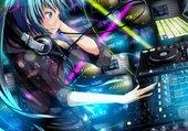 DJ manga