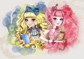 Blondie et Cupid