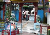 Temple  à Darjeeling