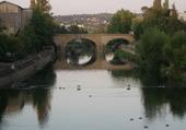 pont des grilles Metz