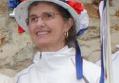 Archère au bouquet Provincial