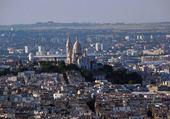 Puzzle Paris-Montmartre