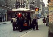 Puzzle vieux bus parisiens