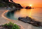 couché de soleil au paradis