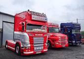 trio de camion
