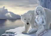 Puzzle féérie des neiges