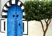 Puzzle porte