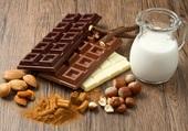 Puzzle chocolats