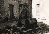 fontaine à BUIS LES BARONNIES