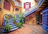 maison et patio