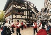 Puzzle danses alsaciennes