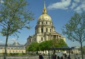 Puzzle Paris / Les Invalides ?