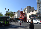 Puzzle Moulin Rouge / Paris