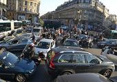 Embouteillage / Opéra / Paris
