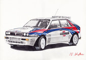 Lancia S4 integrale