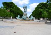 Puzzle Paris / jardin du Luxembourg