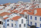 village de SINES au Portugal