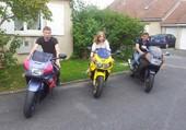 Puzzle nos motos