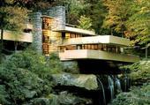 Puzzle Maison sur la cascade