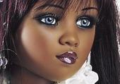 poupée noir