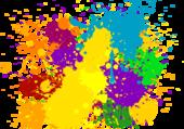 Puzzle tache peinture